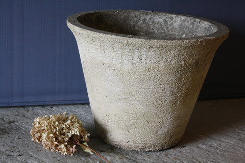 Medium French Stucco Pot
