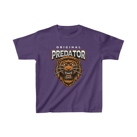 Original Predator Lion Kids Heavy Cotton™ Tee