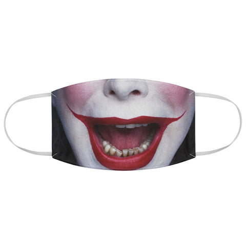 Joker Clown Horror Halloween Man Fabric Face Mask