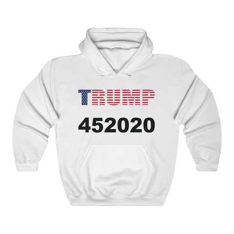 TRUMP 452020 THE SEQUEL - MAKE LIBERALS CRY AGAIN Unisex Hooded Sweatshirt - Light Colors