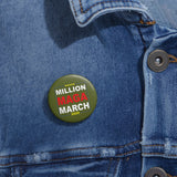 Million MAGA March 2020 President Donald J Trump Pin Buttons