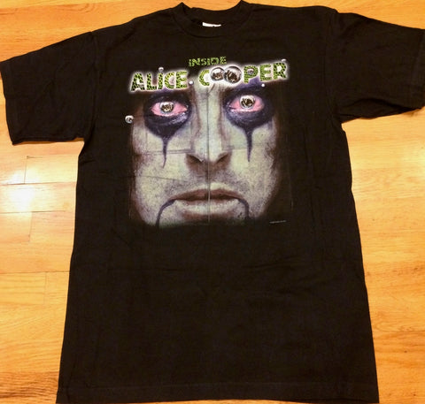 Alice Cooper - Inside T-Shirt