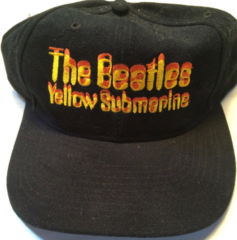 Beatles - Yellow Submarine Title Cap