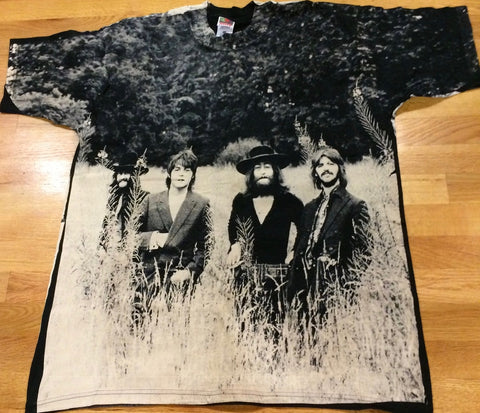 Beatles - In A Feild All Over Print T-Shirt