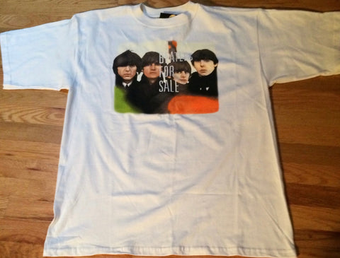 Beatles - For Sale Natural T-Shirt
