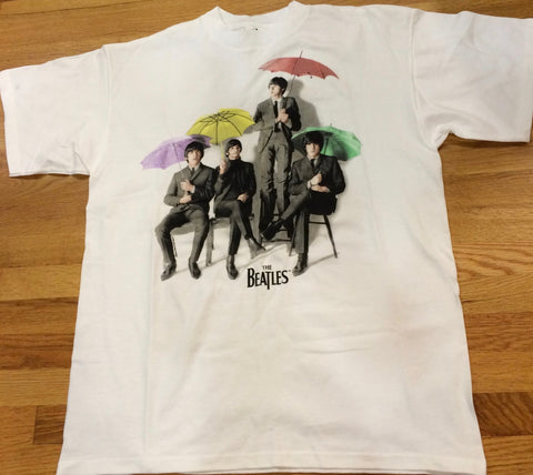 Beatles - Umbrellas T-Shirt