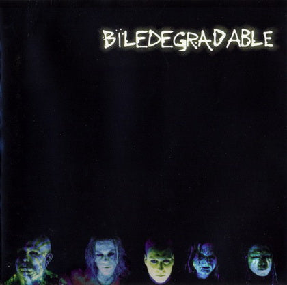 BILE - Biledegradable CD - Autographed by Brett Bile