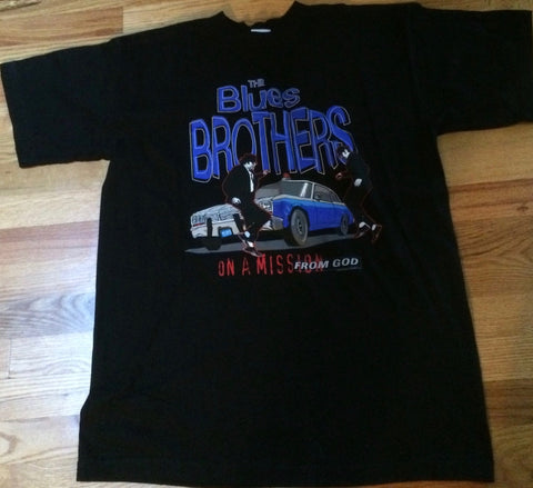 Blues Brothers - Police Car T-Shirt