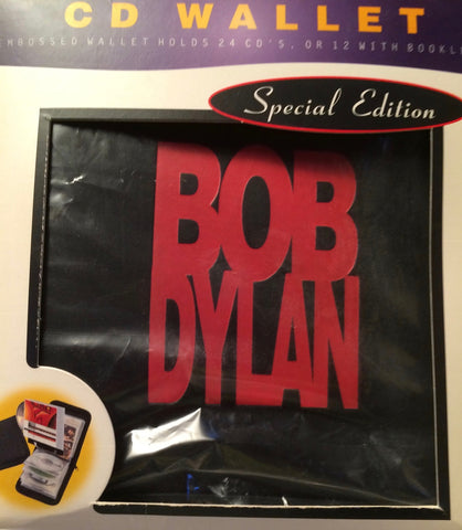 Bob Dylan - CD Wallet