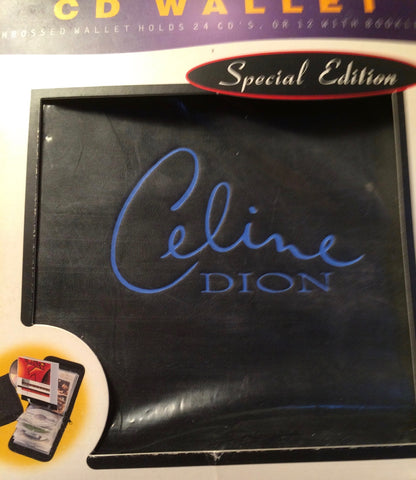 Celine Dion - CD Wallet