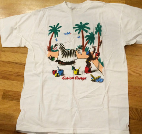 Curious George - Jungle Room T-Shirt