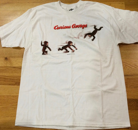 Curious George - Tumbling T-Shirt