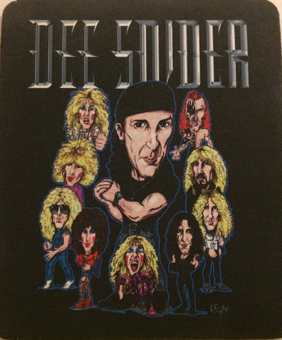 Dee Snider - Mouse Pad