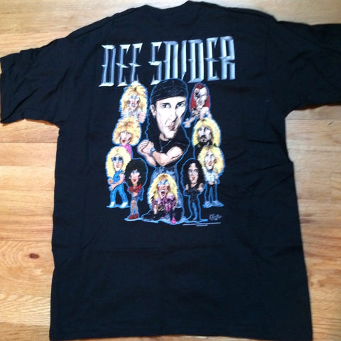 Dee Snider - Drawings T-Shirt