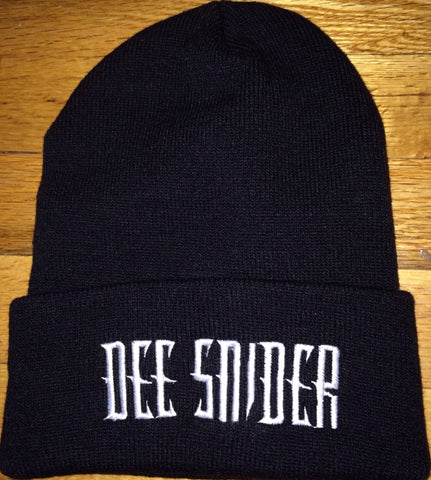 Dee Snider - Embroidered Beanie