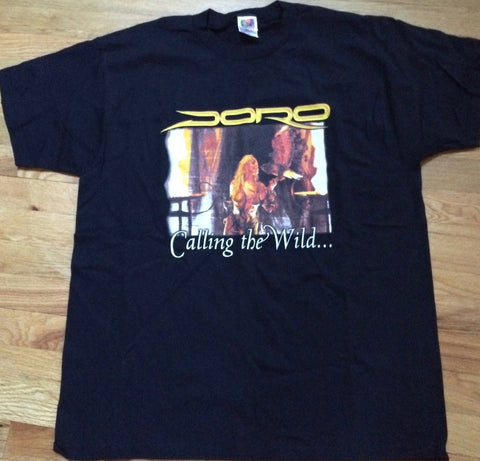 DORO - Calling The Wild T-Shirt