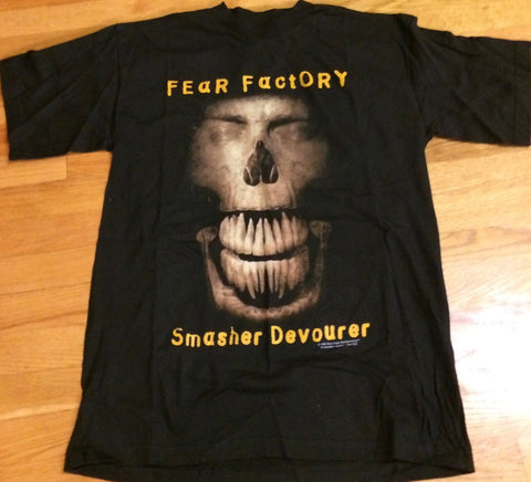 Fear Factory - Smasher Devourer T-Shirt