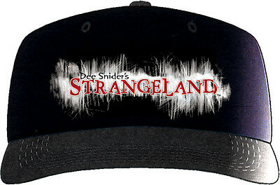 Dee Snider's StrangeLand - Embroidered Hat
