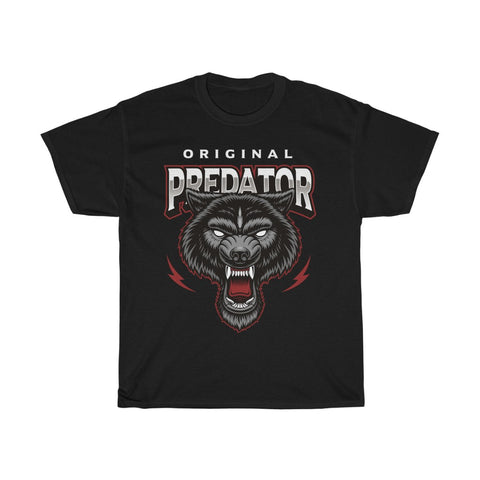 Original Predator Wolf Unisex Heavy Cotton Tee