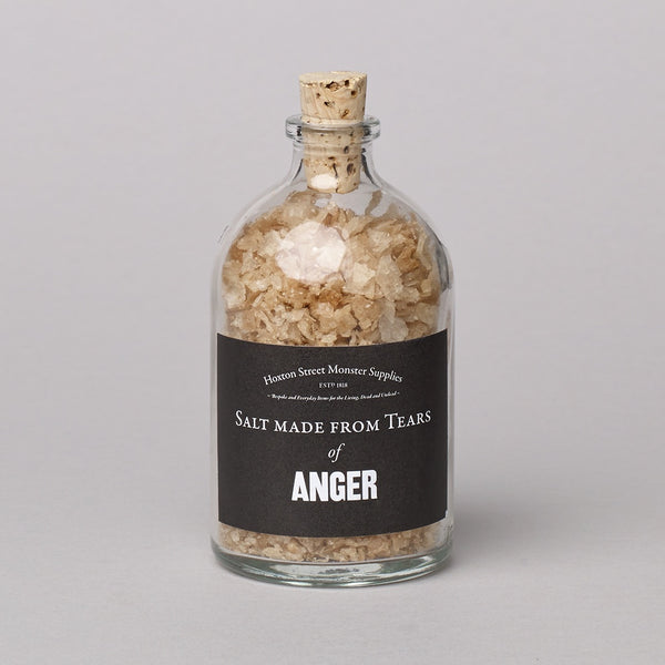 Salt made from Tears of Anger