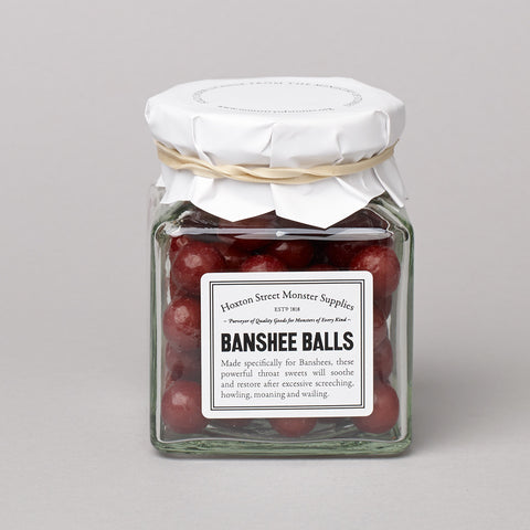 Banshee balls front photo