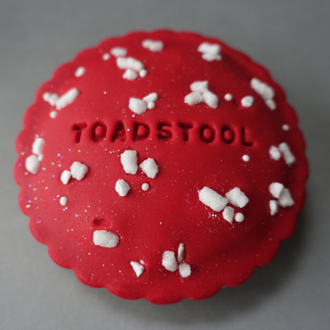 Toadstool Biscuit