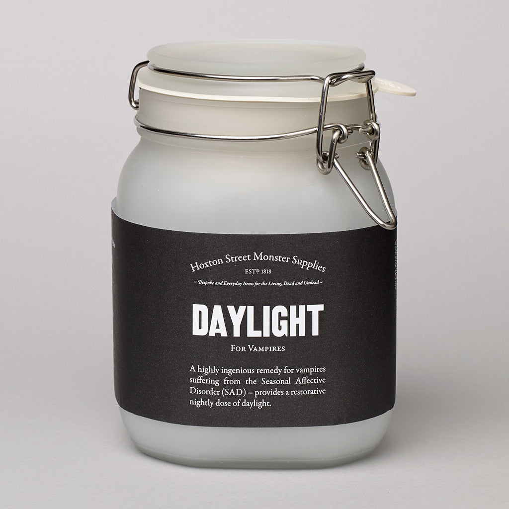 Daylight jar photo