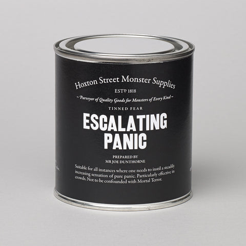 Escalating Panic front photo