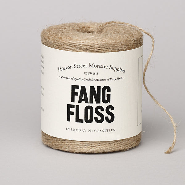 Fang floss photo