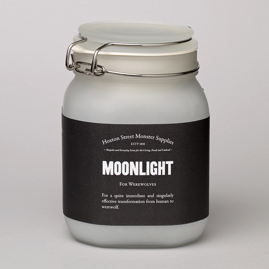 Moonlight jar photo