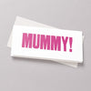 mummy card photo
