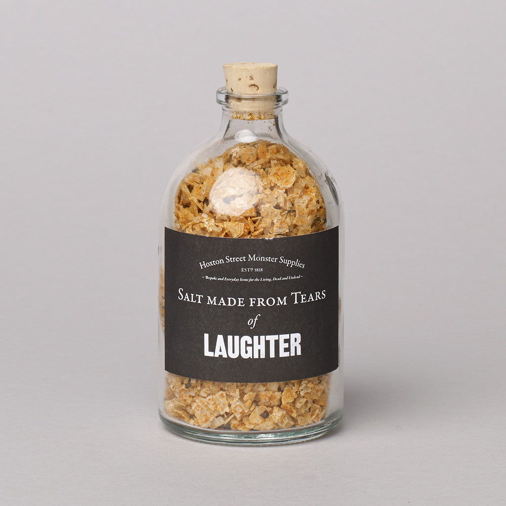 laughter salt photo