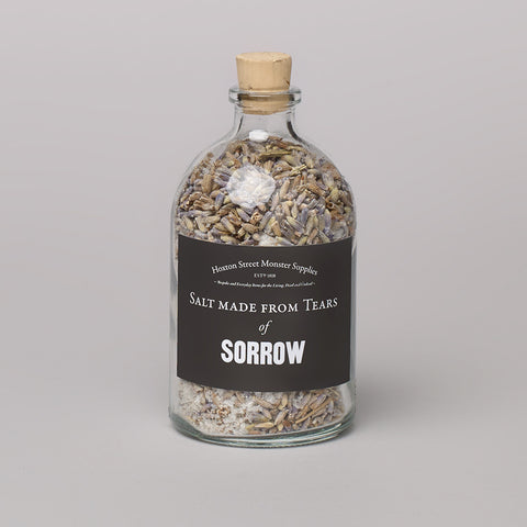 sorrow salt photo