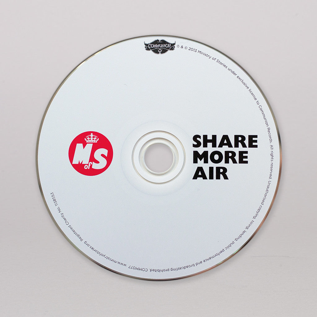 share more air cd photo