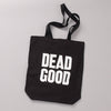 Dead Good tote bag photo