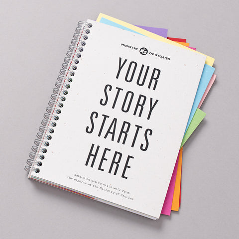 Your story starts here photo
