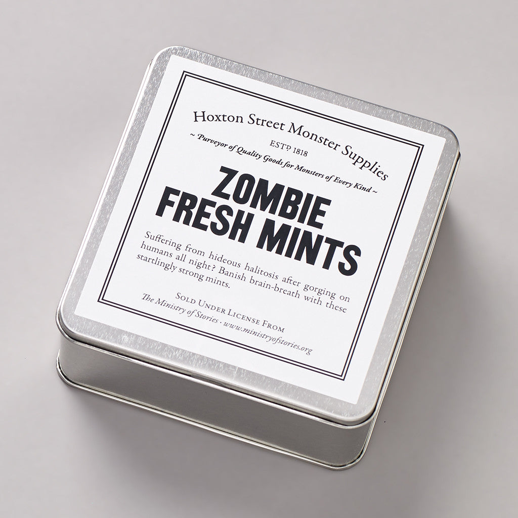 zombie mints photo
