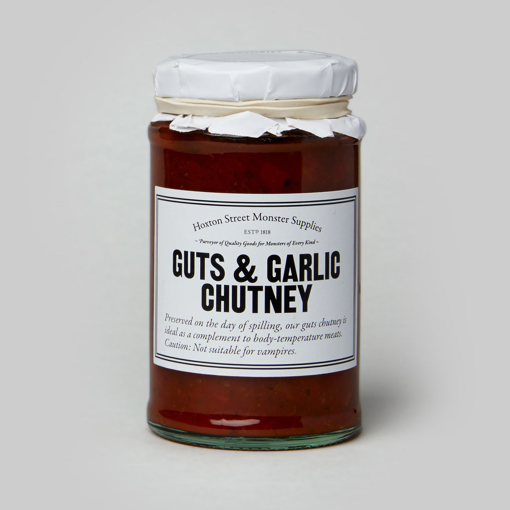 Guts and Garlic Chutney main image