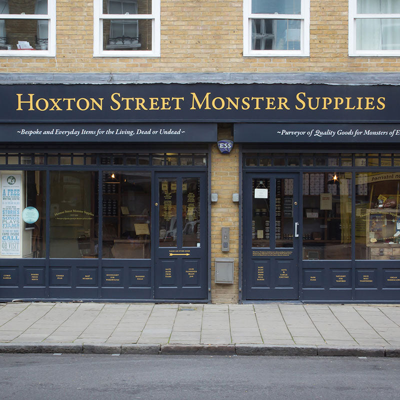 London's oldest supplier of goods for the Living, Dead and Undead