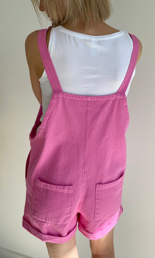 Bondi Jumpsuit Hot Pink