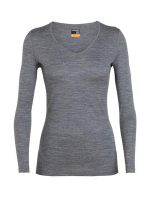 Women's 200 Oasis Long-Sleeve V-Neck