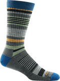 Unstandard Stripe Crew Light Cushion Sock