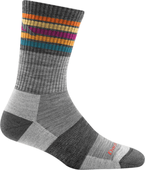 Women's Kelso Micro Crew Light Cushion Sock