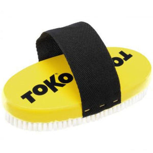Oval Nylon Base brush with Strap