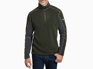 Revel 1/4 Zip Jacket