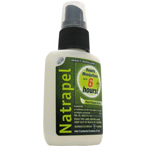 Natrapel Lemon Eucalyptus Pump Spray 37ml
