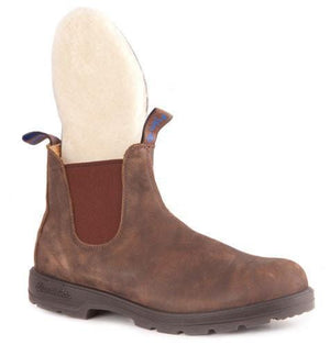 584 - Winter Round Toe