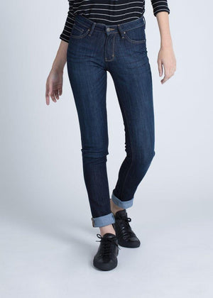 Adaptive Denim Straight & Narrow Jean