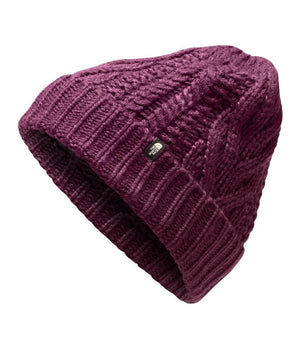 Cable Minna Beanie - Old Sku