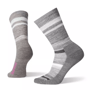 Women's Hike Striped Light Crew Sock